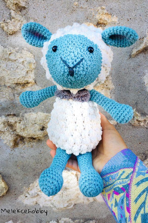 HodgePodge Crochet Presents How To Crochet Eyes For Your Amigurumi ... | 900x600