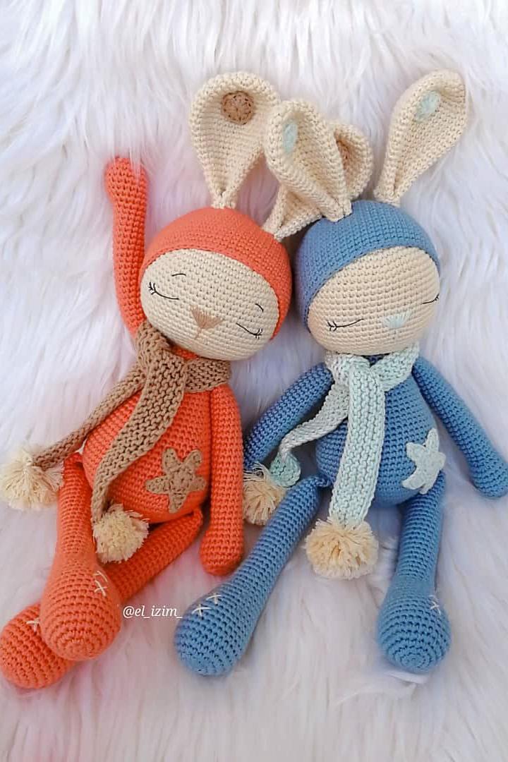5 FREE Cute Amigurumi Patterns • Oombawka Design Crochet | 1080x720