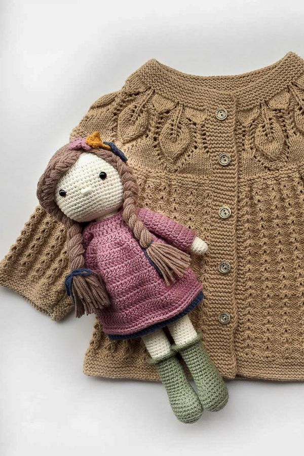 31 Free Amigurumi Crochet Patterns | FaveCrafts.com | 900x600