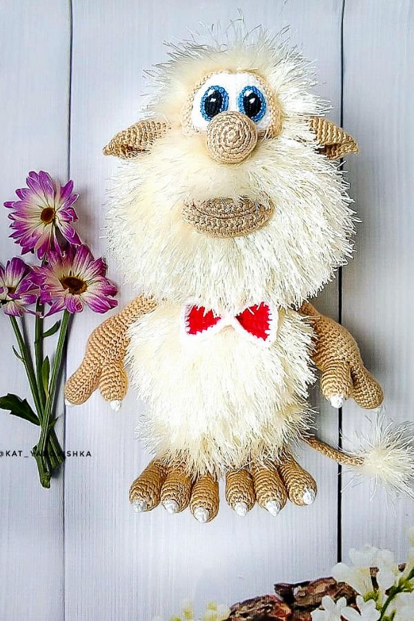 Lovely Amigurumi Doll, Animal, Plant, Cake and Ornaments Pattern ...   900x600