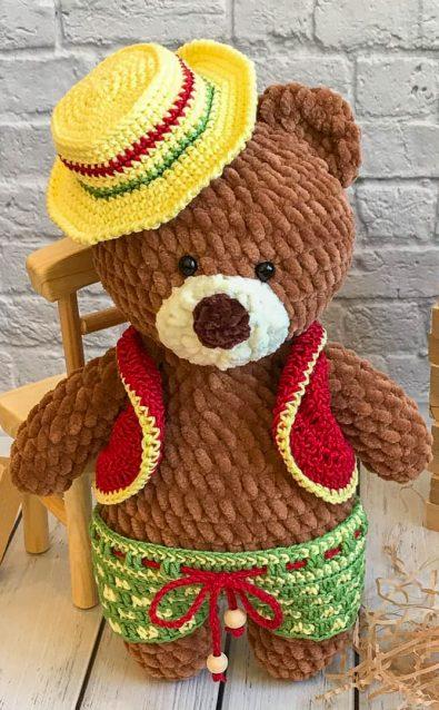 Free Cute Amigurumi Patterns- 25 Amazing Crochet Ideas For ... | 638x395