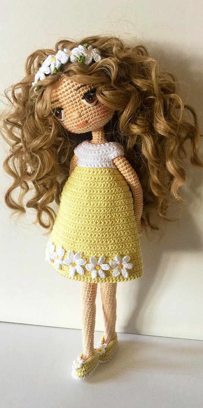 56+ Awesome and Cute Amigurumi Doll Crochet Ideas - Page 23 of 56 ... | 1350x674