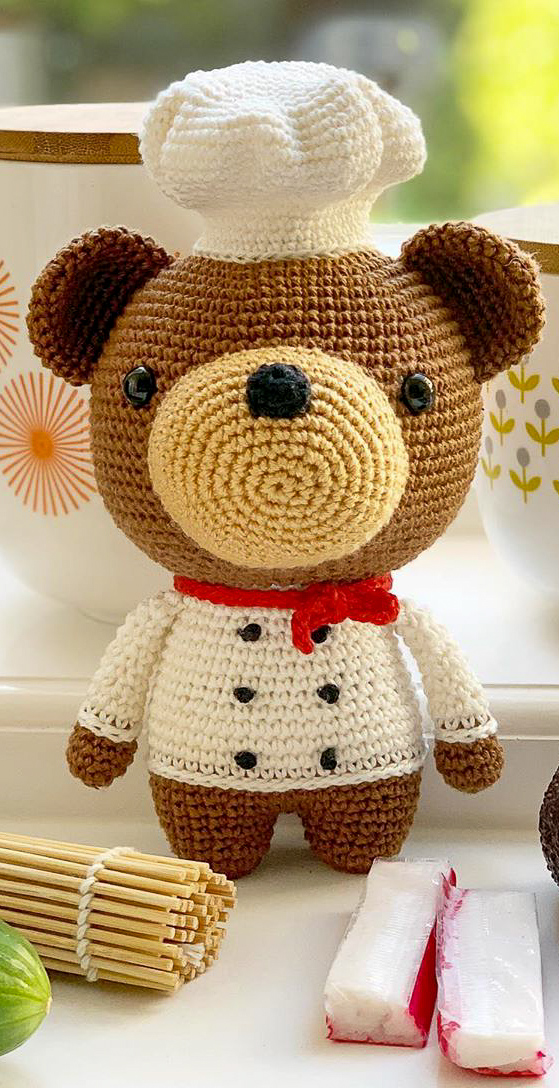Berry Patch Bunny Boy Version - A Free Amigurumi Pattern - Grace ... | 1088x559
