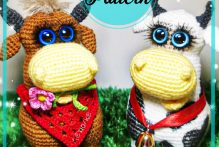 lovely-cow-amigurumi-crochet-free-pattern