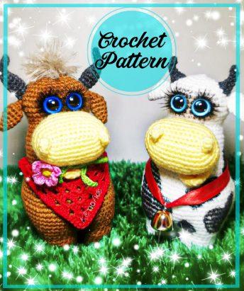 lovely-cow-amigurumi-crochet-free-pattern