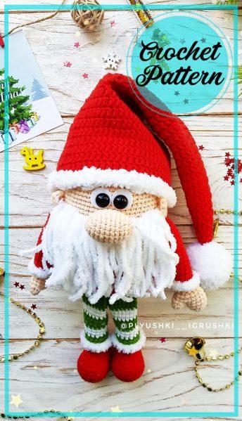 christmas-doll-amigurumi-free-crochet-pattern